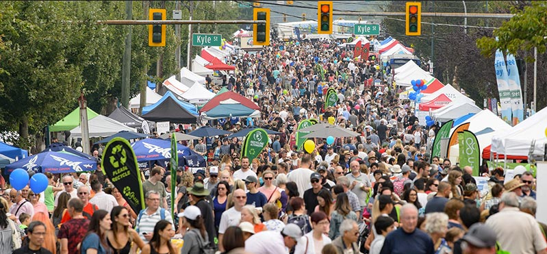 Port Moody Car Free Day 2018
